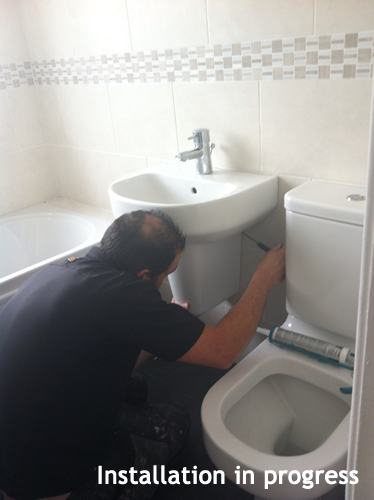 Sutton Plumbing And Gas Heating Previous And Current
